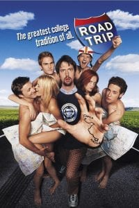 "Poster for the movie ""Road Trip"""