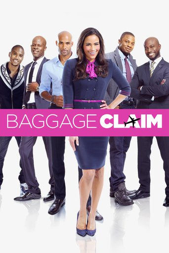 """Poster for the movie """"Baggage Claim"""""""
