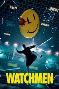 "Poster for the movie ""Watchmen"""