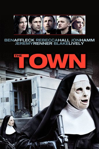 """Poster for the movie """"The Town"""""""