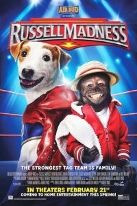 "Poster for the movie ""Russell Madness"""