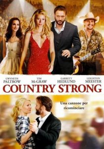 "Poster for the movie ""Country Strong"""