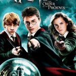 "Poster for the movie ""Harry Potter and the Order of the Phoenix"""