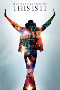 "Poster for the movie ""This Is It"""