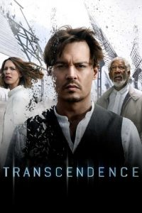 "Poster for the movie ""Transcendence"""