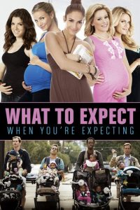 "Poster for the movie ""What to Expect When You're Expecting"""
