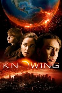 "Poster for the movie ""Knowing"""