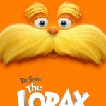 """Poster for the movie """"The Lorax"""""""