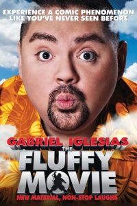 """Poster for the movie """"The Fluffy Movie"""""""