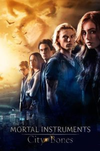 """Poster for the movie """"The Mortal Instruments: City of Bones"""""""