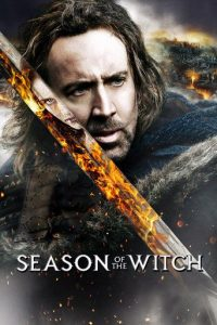 "Poster for the movie ""Season of the Witch"""