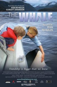 "Poster for the movie ""The Whale"""