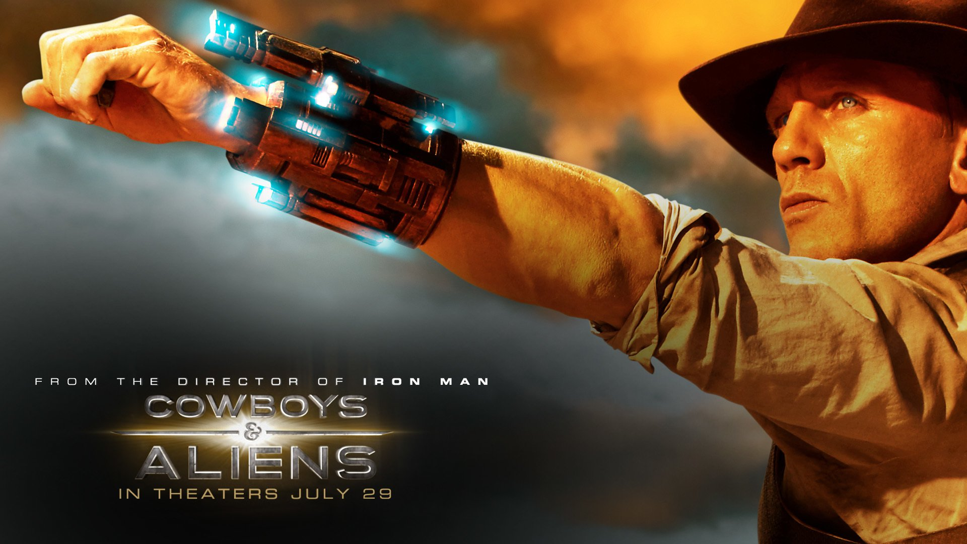Cowboys And Aliens Movie Cowboys And Aliens Review And Rating