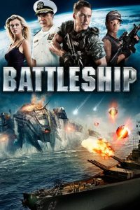 "Poster for the movie ""Battleship"""