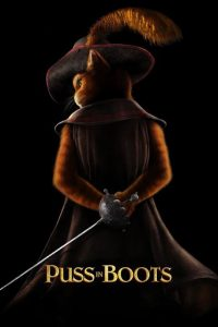 """Poster for the movie """"Puss in Boots"""""""