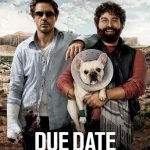 """Poster for the movie """"Due Date"""""""