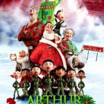 """Poster for the movie """"Arthur Christmas"""""""