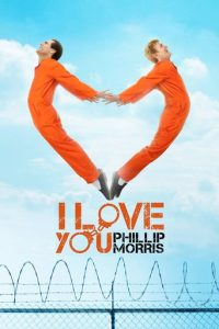 "Poster for the movie ""I Love You Phillip Morris"""