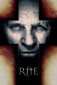 "Poster for the movie ""The Rite"""