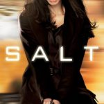 """Poster for the movie """"Salt"""""""