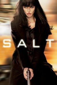 "Poster for the movie ""Salt"""