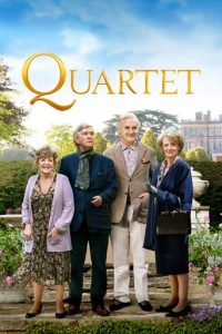"Poster for the movie ""Quartet"""