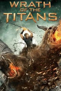 "Poster for the movie ""Wrath of the Titans"""