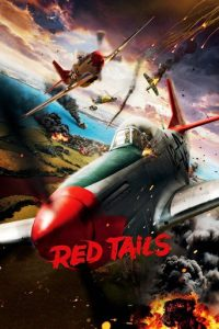 "Poster for the movie ""Red Tails"""