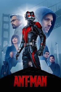 "Poster for the movie ""Ant-Man"""