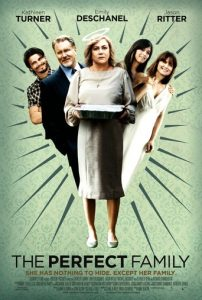 "Poster for the movie ""The Perfect Family"""