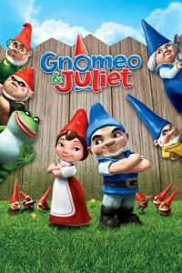 "Poster for the movie ""Gnomeo & Juliet"""