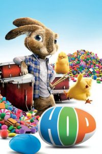 "Poster for the movie ""Hop"""