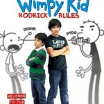 """Poster for the movie """"Diary of a Wimpy Kid: Rodrick Rules"""""""