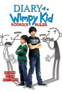 "Poster for the movie ""Diary of a Wimpy Kid: Rodrick Rules"""