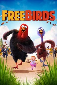 """Poster for the movie """"Free Birds"""""""