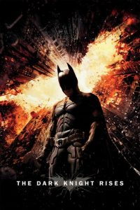 "Poster for the movie ""The Dark Knight Rises"""