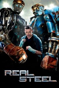 "Poster for the movie ""Real Steel"""