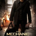 "Poster for the movie ""The Mechanic"""