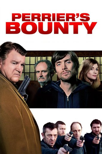 """Poster for the movie """"Perrier's Bounty"""""""
