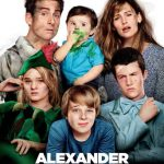 """Poster for the movie """"Alexander and the Terrible, Horrible, No Good, Very Bad Day"""""""