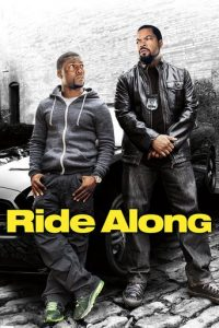 "Poster for the movie ""Ride Along"""