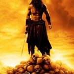 "Poster for the movie ""Conan the Barbarian"""