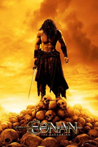 """Poster for the movie """"Conan the Barbarian"""""""