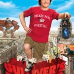"""Poster for the movie """"Gulliver's Travels"""""""