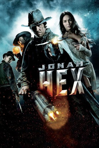 """Poster for the movie """"Jonah Hex"""""""