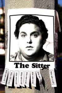 """Poster for the movie """"The Sitter"""""""