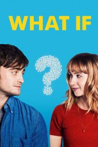 "Poster for the movie ""What If"""