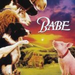 "Poster for the movie ""Babe"""