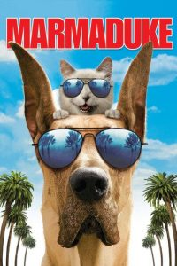 "Poster for the movie ""Marmaduke"""