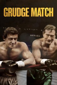"Poster for the movie ""Grudge Match"""
